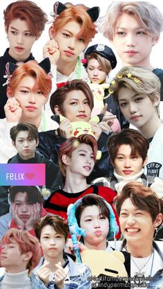 Wallpaper/Lockscreen Straykids Felix