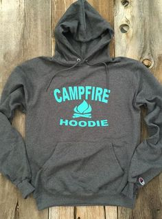 Campfire Hoodie Pullover by MandysPrints on Etsy