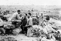 ¿Un cristiano puede ser soldado? ¿Alguna guerra puede ser justa? La historia de esta foto merece ser recordada