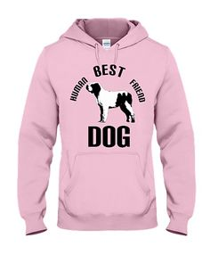 Dog Best Human Friend shirts, apparel, posters are available at TeeChip. Cheap Hoodies, Dog Friends, Graphic Sweatshirt, Posters, Sweatshirts, Dogs, Sweaters, Fashion, Moda