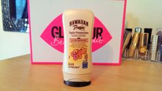 Hawaiian Tropic Satin Protection Sun lotion http://brendabusybee.blogspot.co.uk/2014/07/latest-in-beauty-glamour-beauty-edit.html