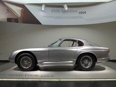 Alfa Romeo Museum | 2000 Sportiva 1954