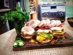 @Home and Family - #Recipes - @Cristina Ferrare : #HuevosRancheros #Sandwiches | #HallmarkChannel