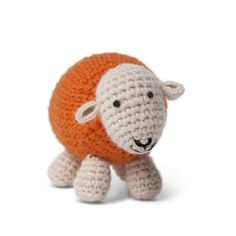 Crochet Herdy sheep