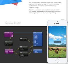 Origami: La herramienta de Facebook para crear prototipos de aplicaciones móviles