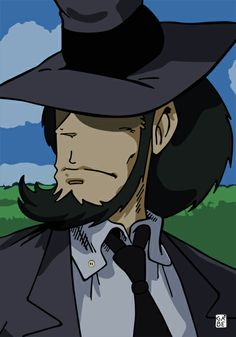 Daisuke Jigen ( 大介 次元 )