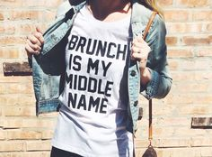 22 Brunch Shirts For Everyone Who Knows Its The Best Meal Of The Week
