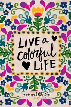 <3 #quotes #colorful #life More