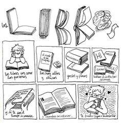 Sobre libros...
