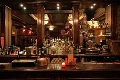 The Back Room speakeasy