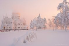 Белогорский монастырь, Пермский край. Автор фото: Вадим Балакин (@vadimbalakin).