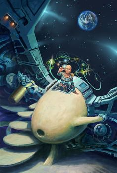 ArtStation - Illustration 1, Igor Savin