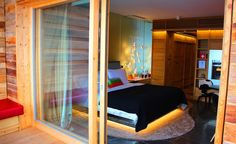 Verbier W hotel W Hotel, Aspen, Bunk Beds, Room Inspiration, Switzerland, Furniture, Home Decor, Decoration Home, Double Bunk Beds