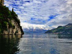 Bellagio, Lake Como, Italy shot from my kayak.