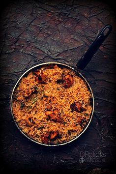 Chicken Tikka Biryani | How To Make Chicken Tikka Biryani | Biryani Recipe