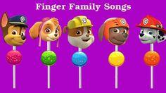 Paw Patrol Transforms Into Mega Sweets - Paw Patrol Finger Family Nurser. Mommy Finger, Finger Family Song, Family Songs, Best Cartoons Ever, Cool Cartoons, Cartoon Kids, Paw Patrol, Cool Kids, Relax