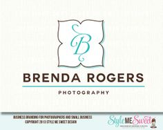 Brenda Rogers Photography Premade Logo