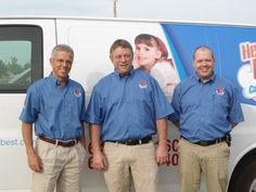 Vicki and Bryan Ferris Heaven's Best Carpet Cleaning Mason City, IA