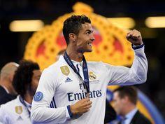 Cristiano Ronaldo names his four Ballon d'Or rivals