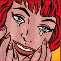 HAPPY TEARS | by ROY LICHTENSTEIN, c.1964