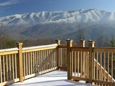 Cabins In Gatlinburg Tn, Great Smoky Mountains, Great View, Us Travel, Perfect Place, Scenery, Deck, Luxury, Places