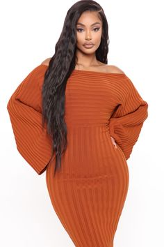 Rompers Women, Jumpsuits For Women, African Wear Dresses, Mauve Dress, Swimsuits For Curves, Curve Dresses, Long Sleeve Midi Dress, Curves Clothing, Types Of Dresses