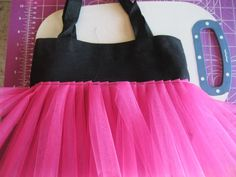 How to make a Tutu bag on instructables