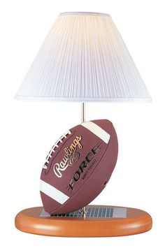 Light Source Football Lamp Table Lamp