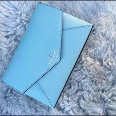 BNWT KATE SPADE BAG KATE SPADE BABY BLUE CROSSBODY BRAND NEW WITH TAGS kate spade Bags Crossbody Bags
