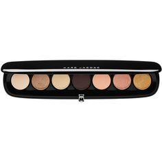 Marc Jacobs Beauty Style Eye-Con No.7 - Plush Shadow (78 CAD) ❤ liked on Polyvore featuring beauty products, makeup, eye makeup, eyeshadow, beauty, fillers, eye shadow, palette eyeshadow, marc jacobs and creamy eyeshadow