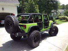 "6"" lift rubicon 