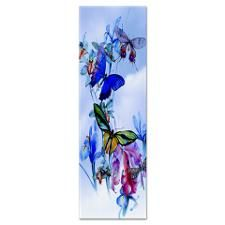 Gaiam Yoga - Take Flight! Butterfly Cattl Yoga Mat