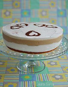 Tort Latte Macchiato | Retete culinare cu Laura Sava - Cele mai bune retete pentru intreaga familie