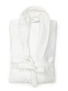 Luxury Waffle Terry Robe by Royal Ascot by Chortex