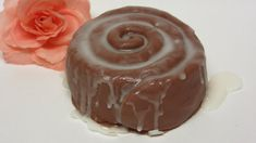 Your soap will be scented in sticky buns. The aroma of Vermont maple syrup and sweet honey blended with soft butter, sweet apples and wet pecans