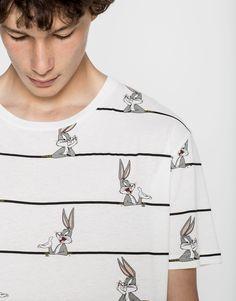 PULL&BEAR United Kingdom - bugs bunny looney tunes