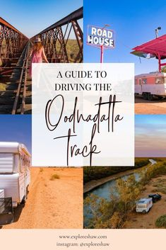 Everything you need to know about taking your caravan along the Oodnandatta Track, can your caravan survive this epic outback road trip? Travel Advice, Travel Guides, Travel Tips, Travel Destinations, Holiday Destinations, Rv Travel, Croatia Travel, Thailand Travel, Bangkok Thailand