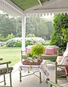 pretty porch