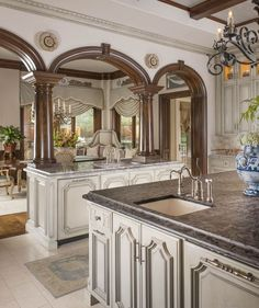 Beautiful Neoclassical Style Luxury Home 1