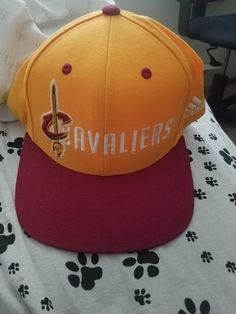 93113603c21 Cavaliers snapback in perfect condition nothing wrong with it. Aleida Barks  · Hats