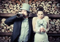 Photo idea. Face.      http://www.rocknrollbride.com/2012/02/love-on-the-rocks-a-rock-music-themed-winter-wedding-beatrice-johann/#more-104031