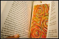 Bookmark by rosemilkinabottle, via Flickr