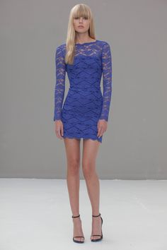 Maeve Open Back Lace Dress