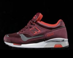 New Balance 1500 – Olive and Burgundy Releases