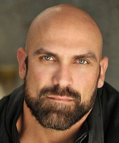 Shaved-Head-and-Beard-Michael-DeMello