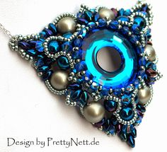 """Pendant """"Rising Star"""" design by PrettyNett.de"""