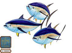 Tuniak Tuna Trio - Guy Harvey