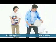 OpenEnglish Brazil Ads | How You Doing?