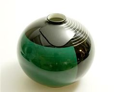 Lot: 1572101 Nora Gulbrandsen for Porsgrund Porselen, fat og vase, Vintage Ceramic, Ceramic Art, Hammer To Fall, Art Deco Era, Art Deco Fashion, Pottery Art, Art Nouveau, Porcelain, Clay