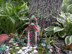 Manomet fairy house 5 - wonder where this is!